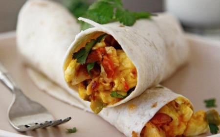Breakfast Burritos to start your day